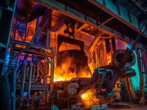 Industrie de la métallurgie