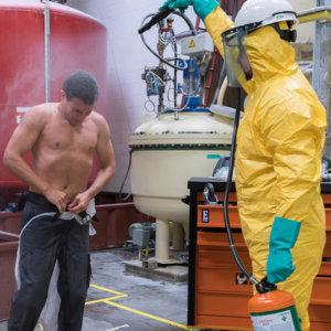 Spray Diphotérine sur Corps