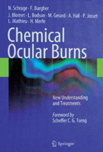 Chemical Ocular Burns