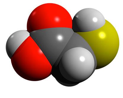 Acide thioglycolic