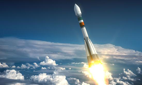 Combustion Rocket