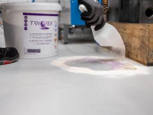 Avoid corrosion material