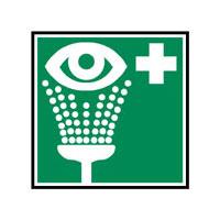 Eyes rinsing pictogram