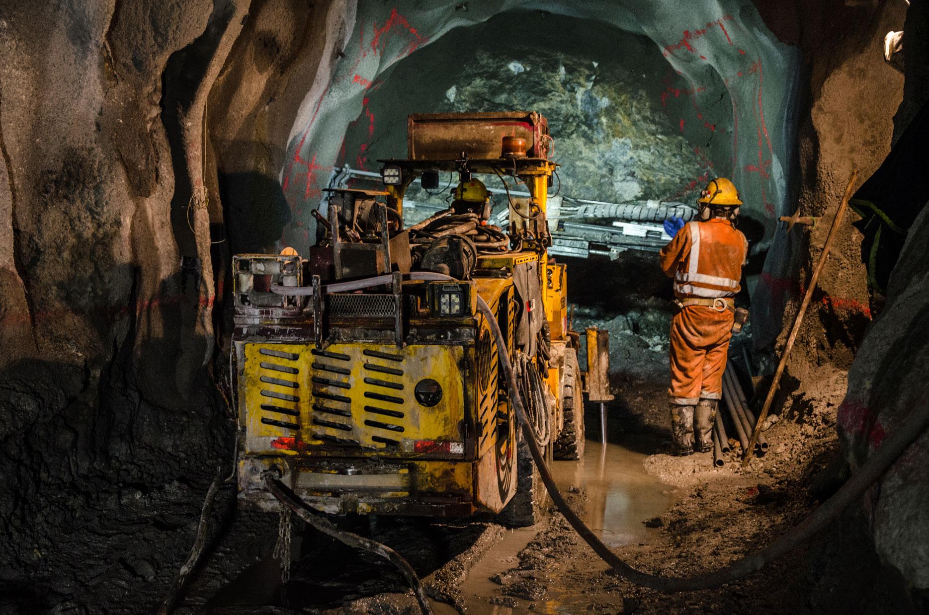 Bergbau Industrie