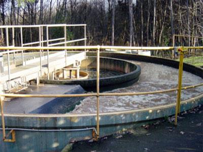 Chemisches Risiko bei der Wasseraufbereitung