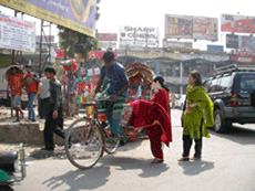 Strasse Bangladesh